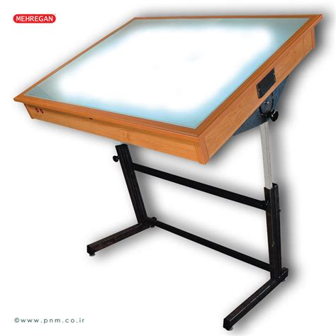 drafting table with lightbox trace light tables drafting table with light box lighting