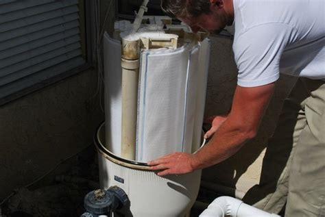 pool heater repair  filter clean  encinitas protouch