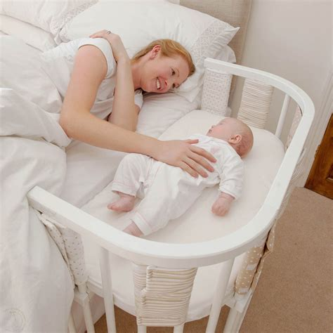 Bassinet That Connects To Bed by The Joys Of Co Sleeping You Baby And I