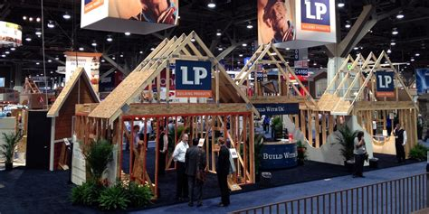 trade shows resources lp building products