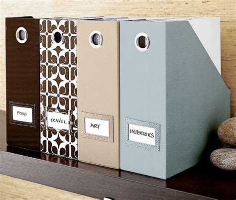 Zeitschriften Aufbewahrung by How To Make Magazine Storage Boxes Yourself A Bowl