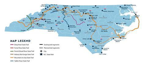 North Carolina Trails Visit A Trail