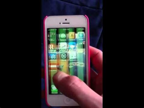 iphone screen glitching out iphone 5 green stripes low res screen