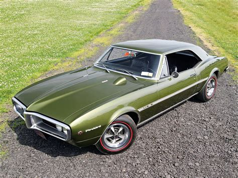 1967 Pontiac Firebird By ~vertualissimo On Deviantart