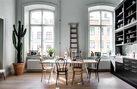Style And Create Beautiful Stockholm Apartment Via by Style And Create Beautiful Stockholm Apartment Via