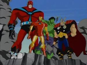 breakout  avengers earths mightiest heroes wikipedia