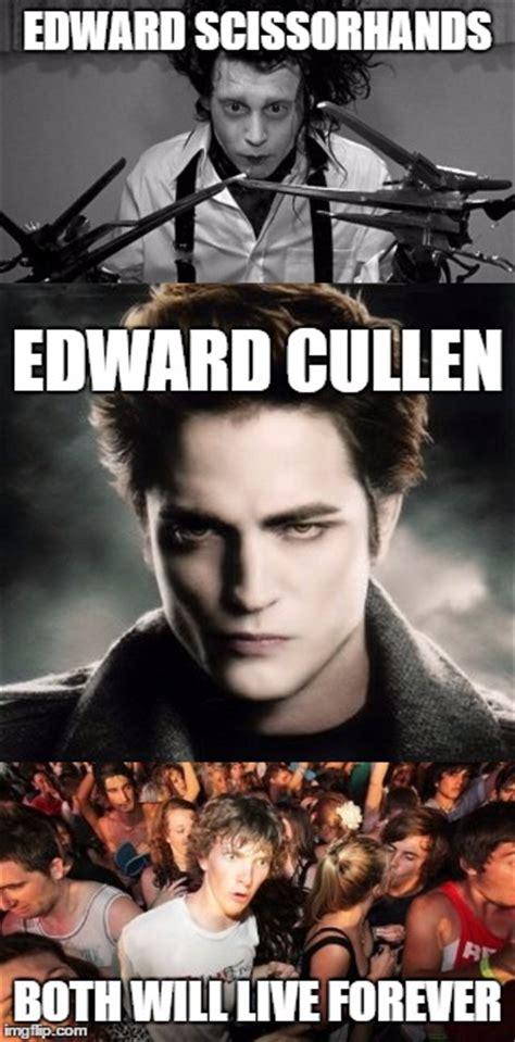 Edward Meme - i should change my name to edward imgflip