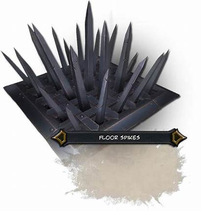 Trap Spike Spikes Floor Wikia
