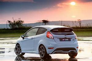 Ford Fiesta Edition : limited edition ford fiesta st200 arrives in mzansi ~ Maxctalentgroup.com Avis de Voitures