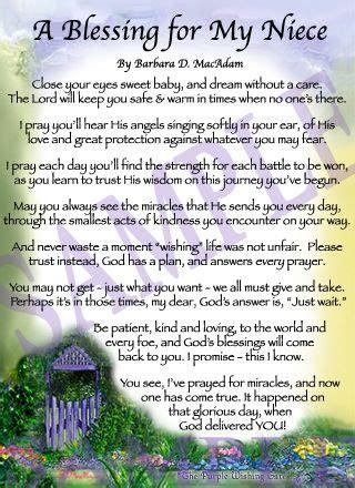 niece prayer poems thoughts pinterest  ojays