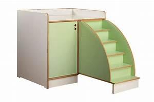 Wickeltisch Mit Treppe : wickeltisch mit treppe tischlerei schade ~ Orissabook.com Haus und Dekorationen