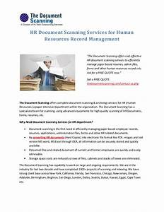 hr document scanning services for human resources record With human resources electronic document management