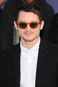 Elijah Wood Photos Photos - Elijah Wood in London - Zimbio