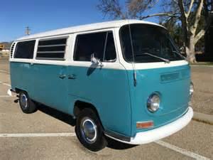 Restored 1970 Vw Type 2 Transporter Bus For Sale