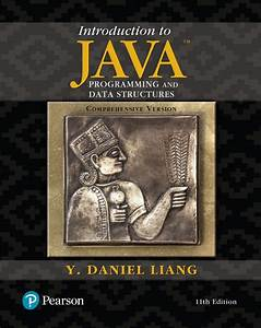 Introduction, To, Java, Programming, And, Data, Structures, Comprehensive, Version, Subscription, 11th