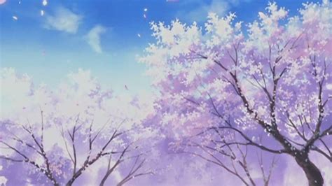 Anime Wallpaper Cherry Blossom by Cherry Blossom Anime Wallpapers Wallpaper Cave