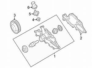Ford Aerostar Engine Coolant Thermostat Gasket  3 0 Liter