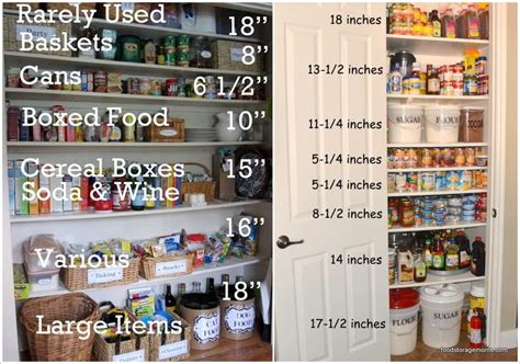 smart pantry storage  organization hacks