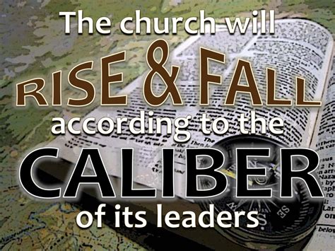 high call  church leadership  target