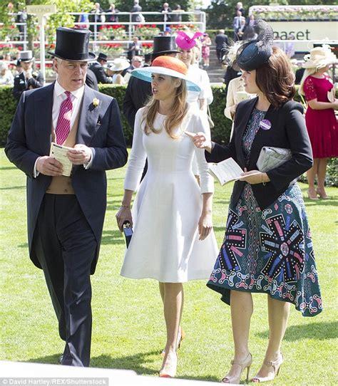 EPHRAIM HARDCASTLE: Prince Andrew wants to improve the ...
