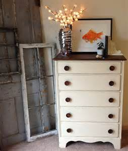 Painted Shabby Chic Distressed Furniture
