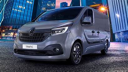 Renault Trafic Edition Revealed Express Grey Autoexpress