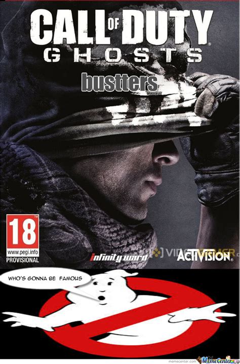 Cod Ghosts Meme - call of duty ghosts by yam odentz meme center