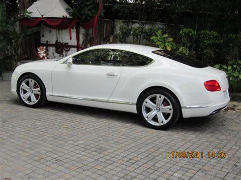 New Bentley Car Price In India