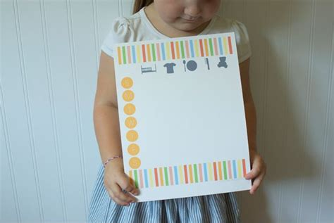 17 Best Ideas About Toddler Chore Charts On Pinterest