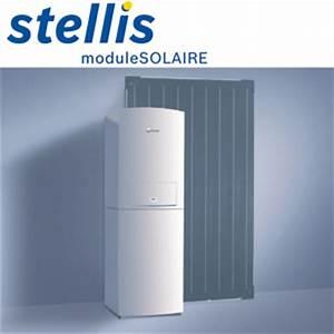 Elm Leblanc Paris : chaudi re gaz stellis module solaire 22kw elm leblanc 01 ~ Premium-room.com Idées de Décoration