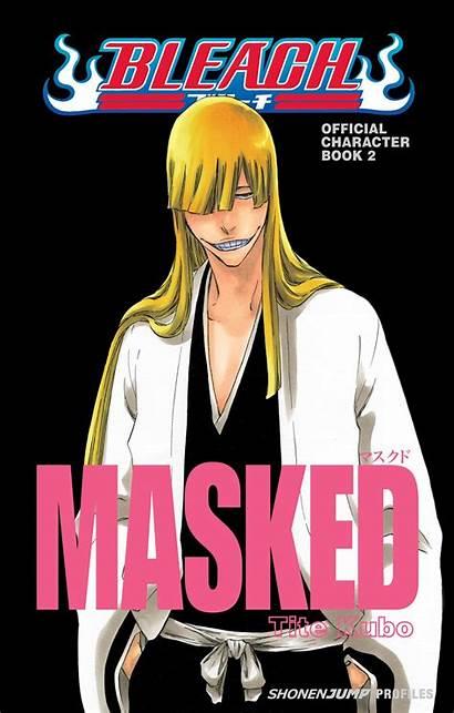 Bleach Character Official Masked Anime Manga Kubo