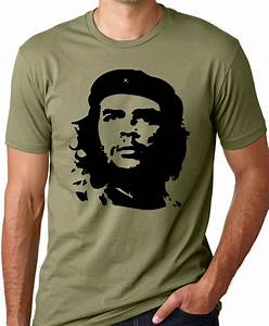 Che guevara retro t shirt ebay for Che guevara t shirt