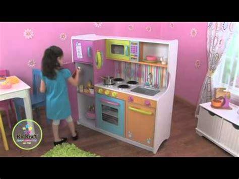 cocina de juguete kidkraft cocina de juguete grande de