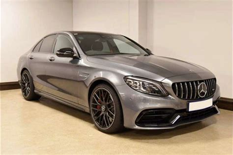 Most adverts are between £56,370 and £68,600, but aim to pay £62,953 from a dealer or £58,731 privately. Mercedes Benz C-Class sedan AMG C63 S for sale in Gauteng | Auto Mart