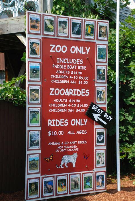 york wild kingdom maine zoo beach