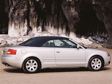 Audi A4 Cabriolet Specs 2002 2003 2004 2005
