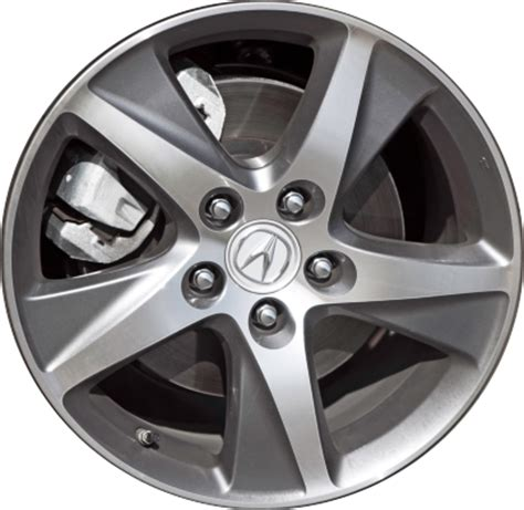 acura tsx wheels rims wheel rim stock oem replacement