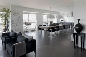 Boden Für Wohnung : wohnzimmer fliesen grau wohnung einrichten wohnzimmer grau wohnzimmer fliesen wohnen ~ Markanthonyermac.com Haus und Dekorationen