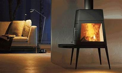 Wood Stove Fireplace Burning Freestanding Stoves Informinteriors