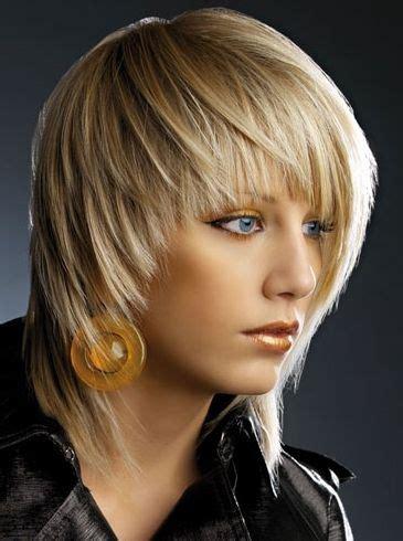 razor haircuts Cute Medium Hair Styles With Bangs