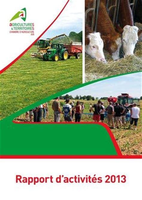chambre agriculture is鑽e calaméo chambre d 39 agriculture de l 39 ain rapport d 39 activité 2013