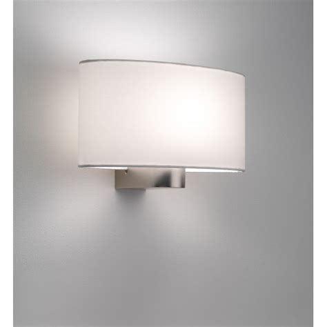 astro 0881 napoli 1 light wall light matt nickel