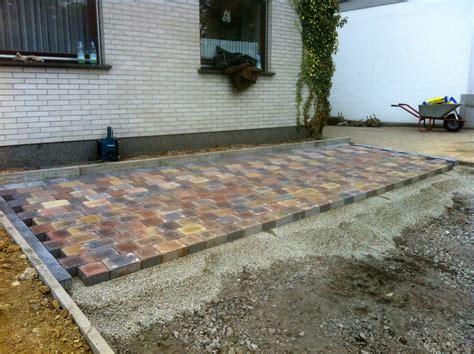 Weggestaltung Im Garten by Weggestaltung Granit Splitt Galabau Gies