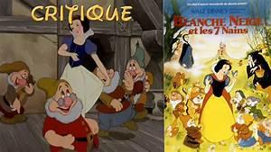 Blanche Neige Disney Youtube : critique blanche neige et les sept nains 1937 youtube ~ Medecine-chirurgie-esthetiques.com Avis de Voitures