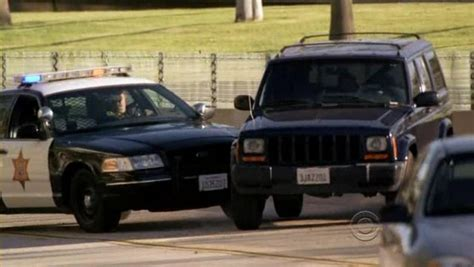 jeep police package imcdb org 1997 jeep cherokee se xj in quot criminal minds