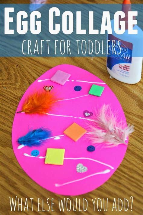 easter crafts  toddlers ideas  pinterest