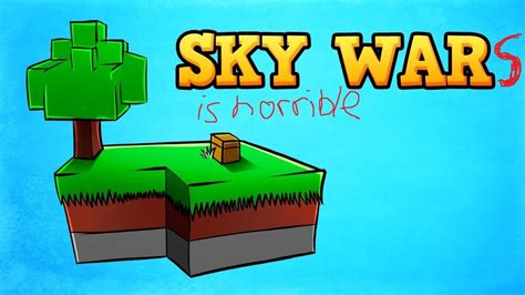 Skywars Is Horrible Youtube