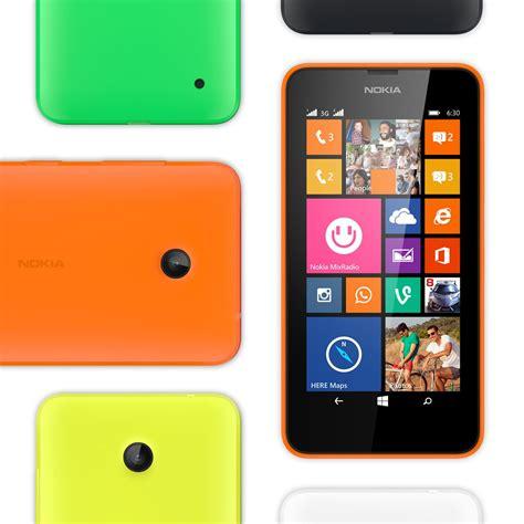 nokia lumia 630 dual sim windows phone 8 1 handset announced