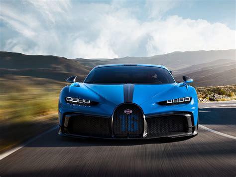 El bugatti chiron hace su debut en el salón de ginebra y, sin duda, es una de las mayores estrellas de la muestra. Galería Revista de coches, - Bugatti Chiron Pure Sport - Imagen