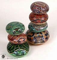 Turtle Painted Rocks Stones